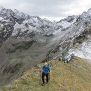 Oetzal Autriche trek avec guide