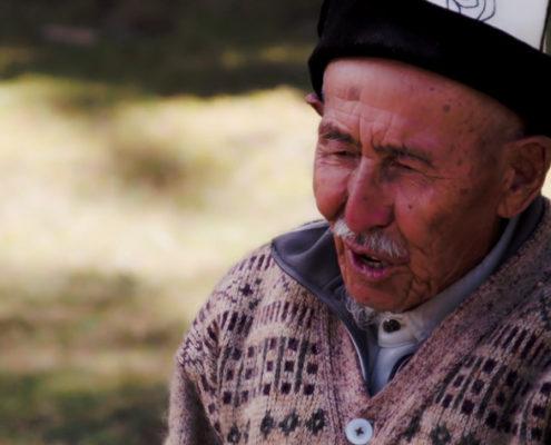 Rencontres au Kirghizstan