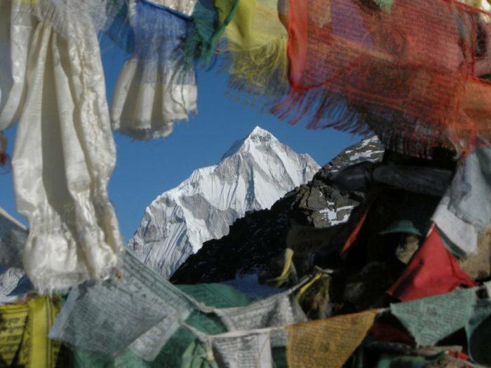 Sommets au Tibet