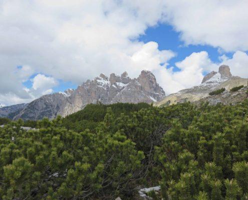 Randonnée dans les Dolomites avec guide