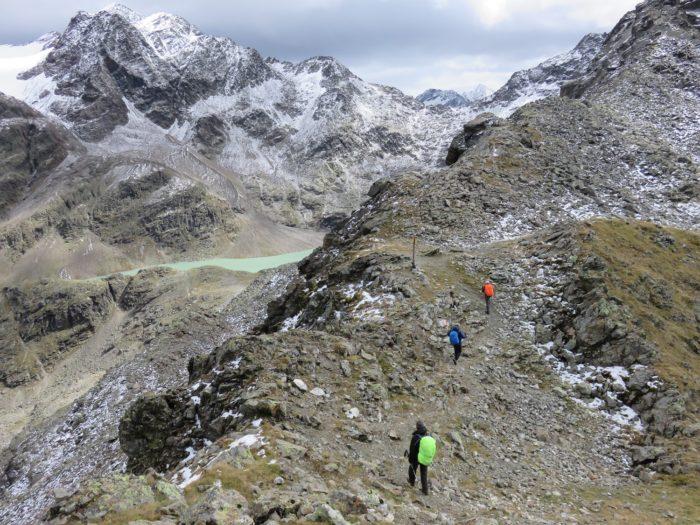 trek autriche tyrol avec guide