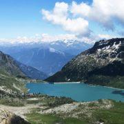 lac trek valais haut giffre. Crédit :
