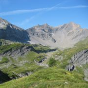 grand tour du vallée haut giffre jour 2