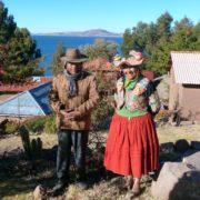 Trek Sud Pérou - jour 7 -llachon