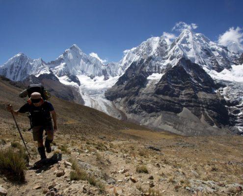 Grand Tour de la Cordillère Huayhuash - trek au Pérou