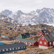 Village du Groenland
