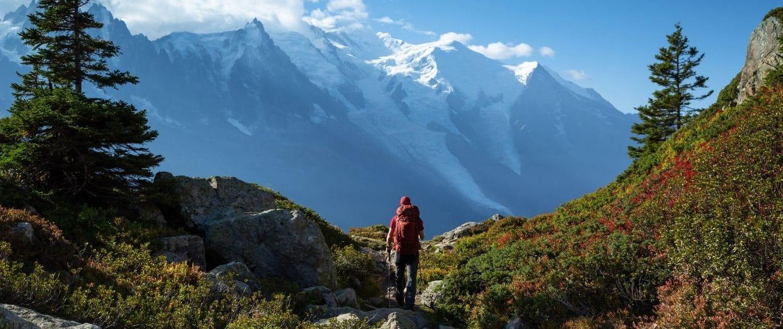 7 itinéraires de balades en famille et de randonnée à Chamonix