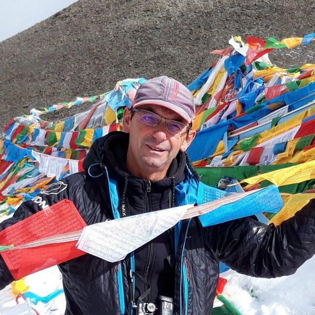 François Pillon - guide de trek - Watse